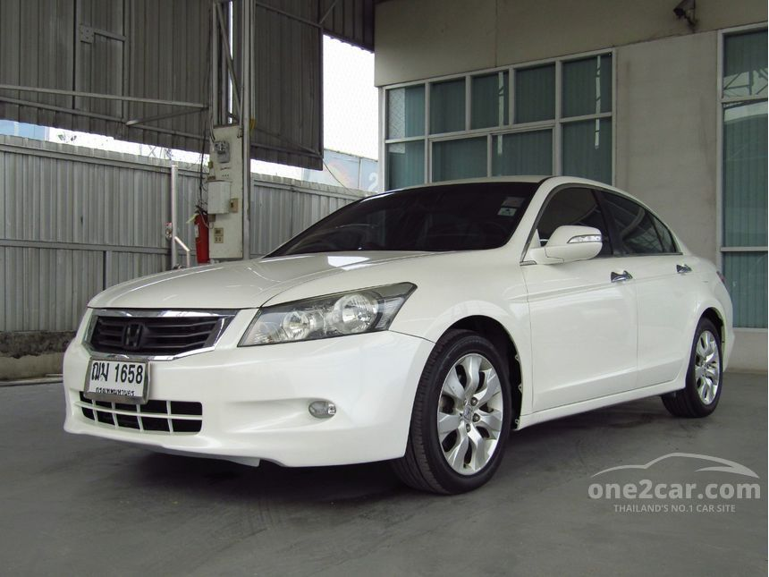 HONDA ACCORD 2.0 (2009)